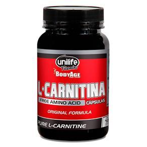 L-Carnitina (570mg) 120 Cápsulas - Unilife
