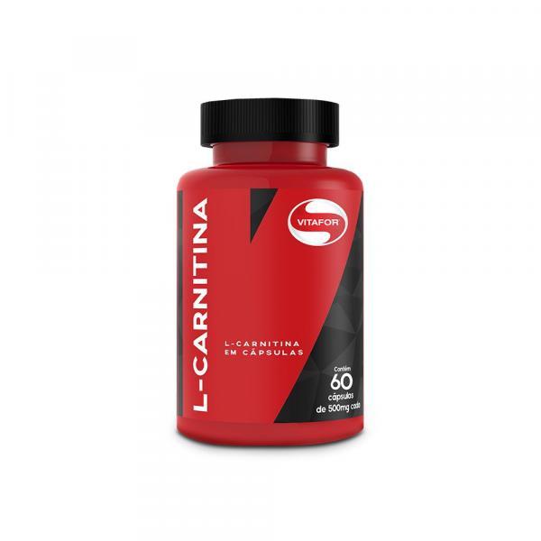 L-Carnitina (60caps) - Vitafor