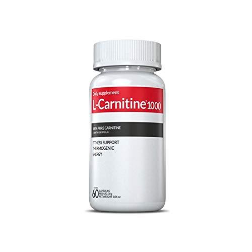 L-Carnitine 1000-60 Cápsulas - Inove Nutrition, Inove Nutrition