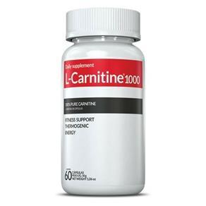 L-Carnitine 1000 Inove 60 CÁPsulas - Sem Sabor - 60 Cápsulas