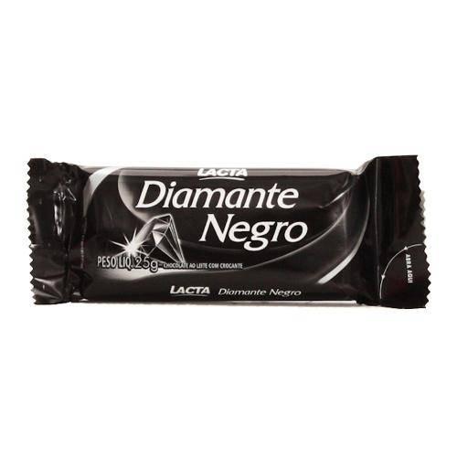 Lacta Chocolate Diamante Negro 25g