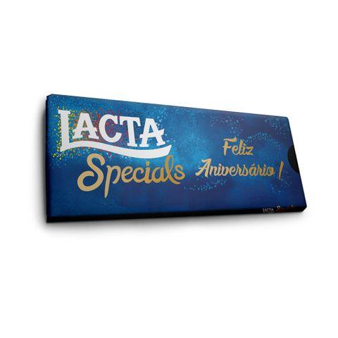 Lacta Specials Chocobiscuit Feliz Aniversário! 300g
