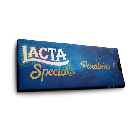 Lacta Specials Chocobiscuit Parabéns! 300g