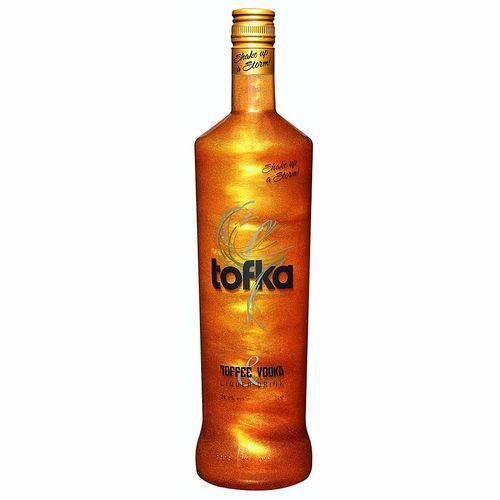 Lançamento - Vodka Tofka Caramelo 1 Litro