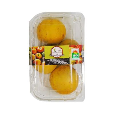 Laranja Lima 500g Orgânica - Terra Frutas Orgânicas