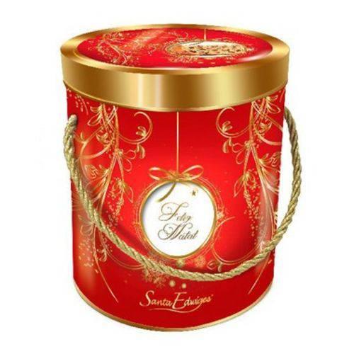 Lata Chocottone Especial Gotas de Chocolate Santa Edwiges 400g