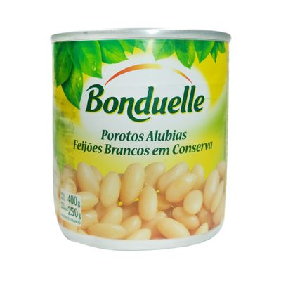 Lata Feijão Branco 400g - Bonduelle