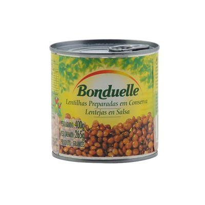 Lentilhas Preparadas 400g - Bonduelle