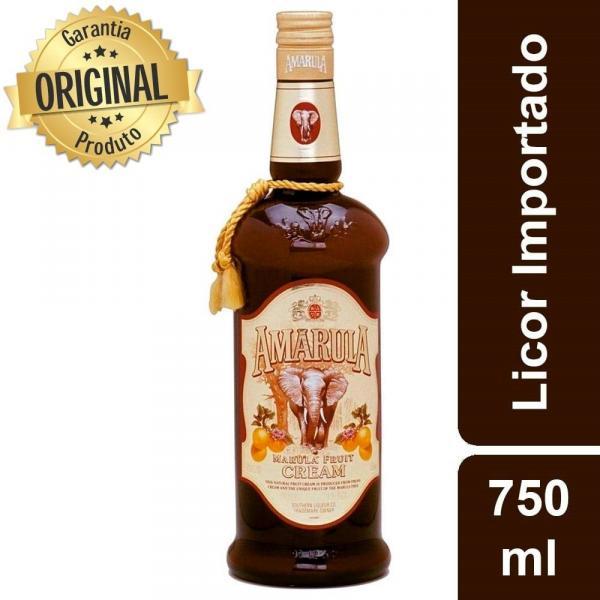 Licor Africano Cremoso Garrafa 750ml - Amarula