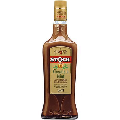 Licor Chocolate Mint 720ml - Stock