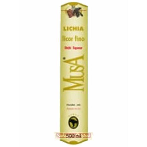 Licor Musa Lichia 50ml
