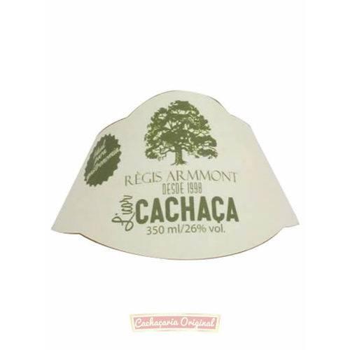 Licor Regis Armmont Diamantina Cachaça 350ml