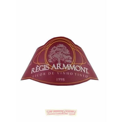 Licor Regis Armmont Poços de Caldas Vinho 50ml