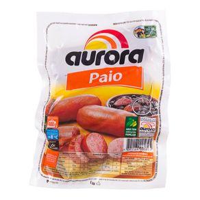 Linguiça Paio Aurora 400g