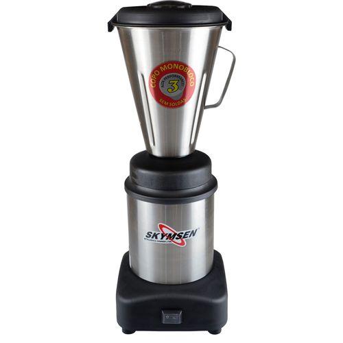 Liquidificador 06 Lts 0,5 Cv Inox - 220v