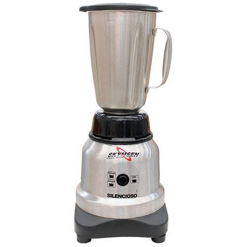 Liquidificador Silencioso LIS-1,5-N 220V Copo Inox 1,5 L