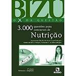 Livro - Bizu de Nutrição: 3000 Questões para Concursos de Nutrição