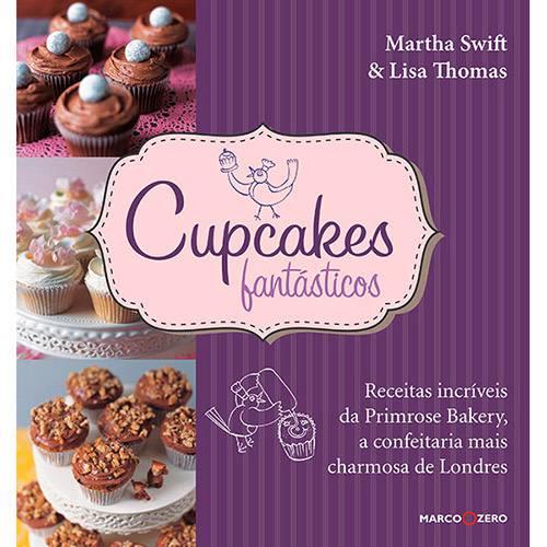 Livro - Cupcakes Fantásticos