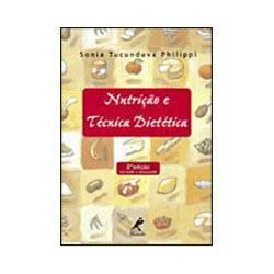 Livro - Nutrição e Técnica Dietética