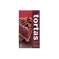 Livro - Tortas - Receitas Doces e Salgadas