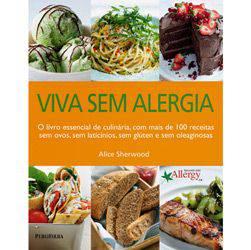 Livro - Viva Sem Alergia