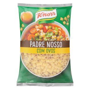 Macarrão com Ovo Padre Nosso Knorr 500g