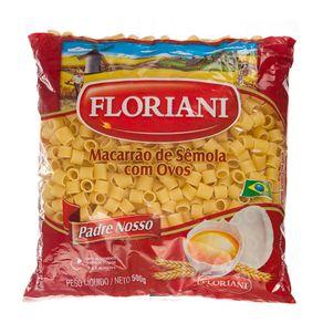 Macarrão com Ovos Padre Nosso Floriani 500g