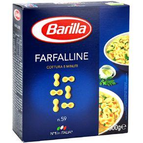 Macarrão Farfalline Barilla Nº59 500g