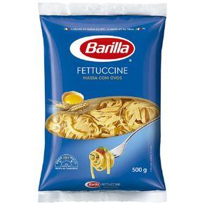 Macarrão Fettuccine Barilla 500g