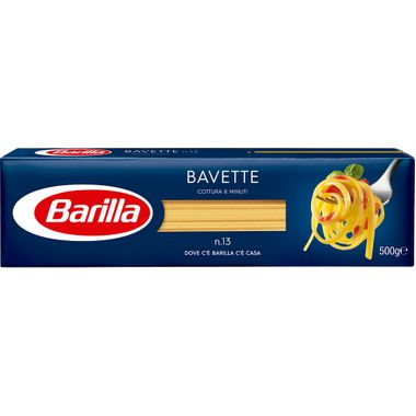 Macarrão Bavette Barilla Nº13 500g