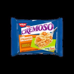 Macarrão Instantâneo Nissin Cremoso Frango 88g