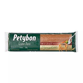 Macarrão Integrali Grano Duro Spaghet Petybon 500g