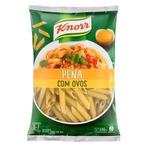 Macarrão Pena com Ovos Knorr 500g