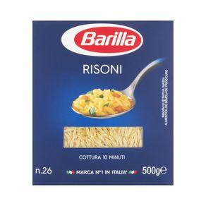 Macarrão Risoni Barilla 500g