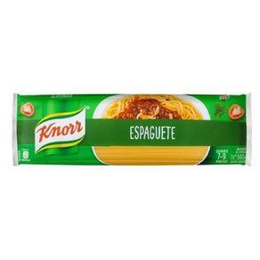 Macarrão Semola Espaguete Knorr 500g