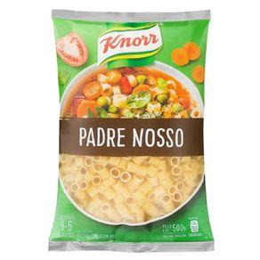 Macarrão Semola Padre Nosso Knorr 500g
