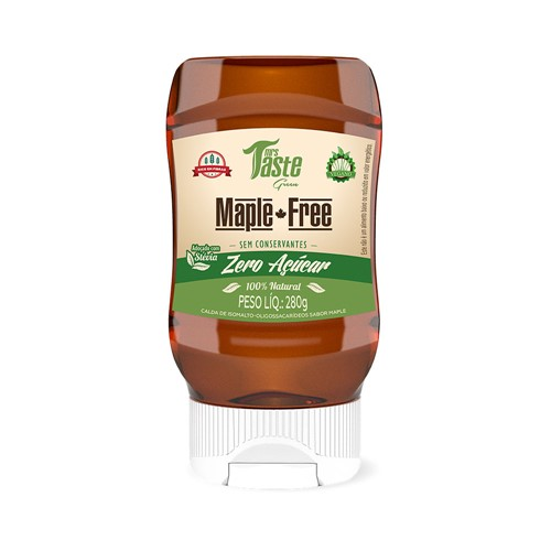 Maple-FREE (280g) Mrs. Taste