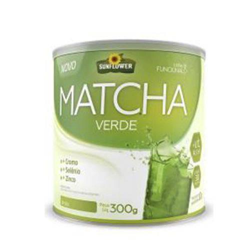 Matcha Verde - 300g - Limão - Sunflower