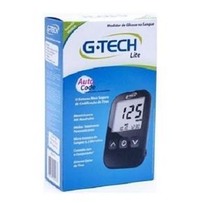 Medidor G-Tech Lite de Glicose