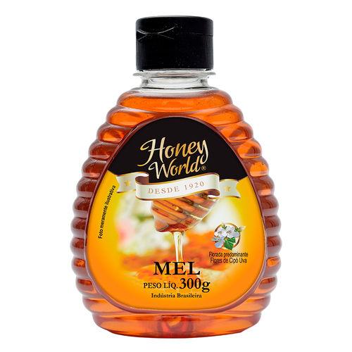 Mel Natural 300g Florada Cipó Uva - Honey World