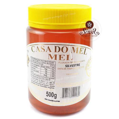 Mel Puro de Florada Silvestre - Pote 500g