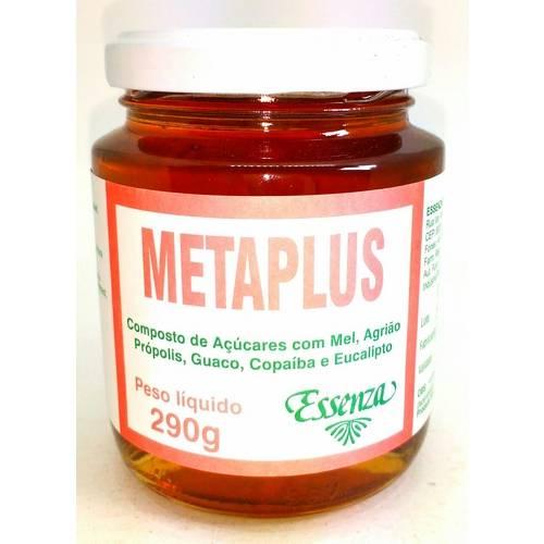 Metaplus Mel Agrião Própolis Guaco Copaíba Eucalipto 290g