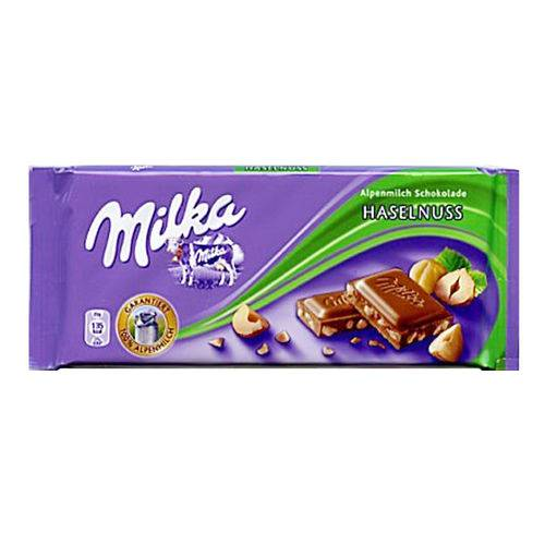 Milka Hazelnut 100g