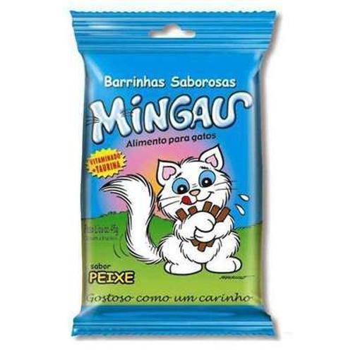 Mingau Alimentos para Gatos Frigorifico Cardeal Sabor Peixe - 45gr