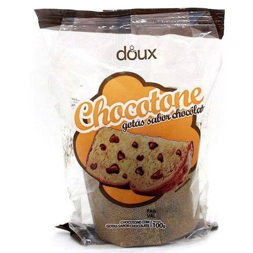 Mini Chocotone Gotas de Chocolate 100gr - Doux