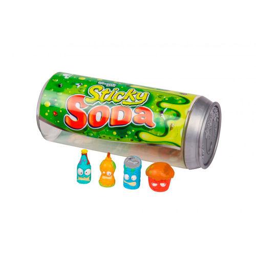 Mini Figuras - Trash Pack - Grossery Gang - Soda Surpresa - Dtc