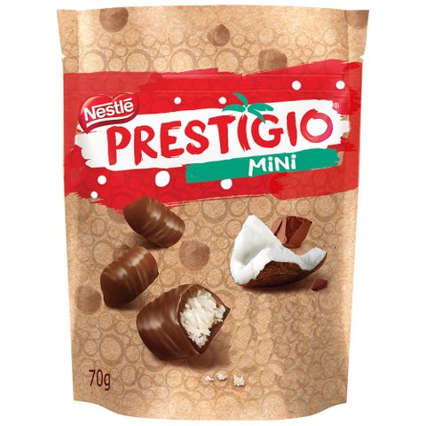 Mini Prestígio 70g - Nestle