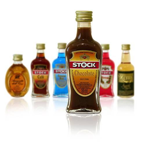 Miniatura de Licor - Chocolate - Stock