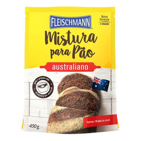 Mistura para Pão Australiano 450g - Fleischmann