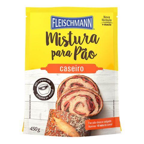 Mistura para Pão Caseiro 450g - Fleischmann